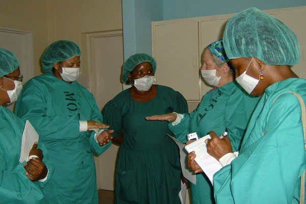 the rn first assistant an expanded perioperative nursing role